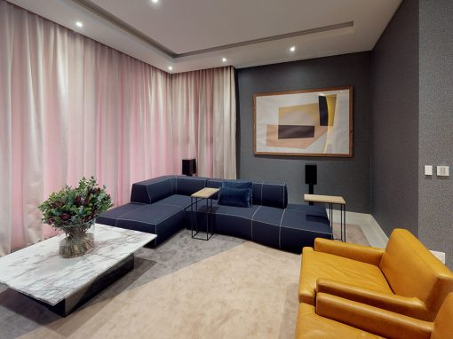 Tabbert Interior Consultants – Johannesburg Apartment